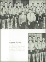 1957 St. Benedict High School Yearbook Page 80 & 81