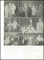1957 St. Benedict High School Yearbook Page 82 & 83