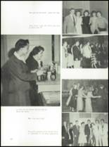 1957 St. Benedict High School Yearbook Page 86 & 87