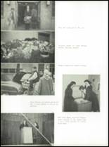 1957 St. Benedict High School Yearbook Page 88 & 89