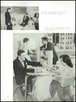 1957 St. Benedict High School Yearbook Page 90 & 91