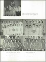 1957 St. Benedict High School Yearbook Page 92 & 93