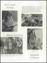 1970 Juneau-Douglas High School Yearbook Page 22 & 23