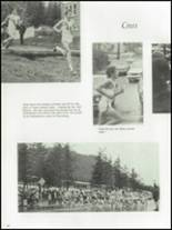 1970 Juneau-Douglas High School Yearbook Page 84 & 85