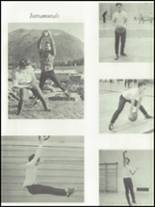 1970 Juneau-Douglas High School Yearbook Page 86 & 87