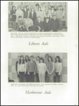 1970 Juneau-Douglas High School Yearbook Page 110 & 111