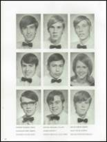 1970 Juneau-Douglas High School Yearbook Page 154 & 155