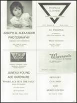 1970 Juneau-Douglas High School Yearbook Page 192 & 193