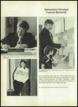 1980 Evadale High School Yearbook Page 12 & 13
