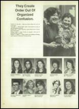 1980 Evadale High School Yearbook Page 16 & 17