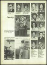 1980 Evadale High School Yearbook Page 18 & 19