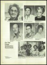 1980 Evadale High School Yearbook Page 20 & 21