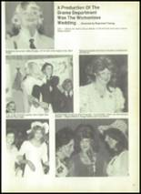 1980 Evadale High School Yearbook Page 24 & 25