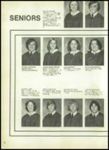 1980 Evadale High School Yearbook Page 26 & 27