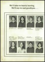 1980 Evadale High School Yearbook Page 28 & 29