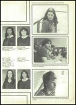 1980 Evadale High School Yearbook Page 30 & 31