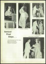 1980 Evadale High School Yearbook Page 32 & 33