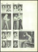 1980 Evadale High School Yearbook Page 34 & 35