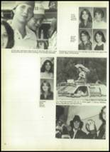 1980 Evadale High School Yearbook Page 36 & 37