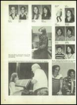 1980 Evadale High School Yearbook Page 40 & 41