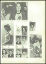 1980 Evadale High School Yearbook Page 42 & 43