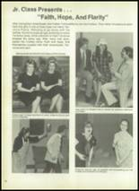 1980 Evadale High School Yearbook Page 44 & 45