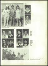 1980 Evadale High School Yearbook Page 48 & 49