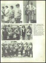 1980 Evadale High School Yearbook Page 50 & 51