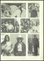 1980 Evadale High School Yearbook Page 54 & 55
