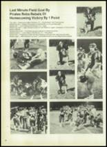 1980 Evadale High School Yearbook Page 64 & 65