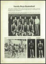 1980 Evadale High School Yearbook Page 72 & 73