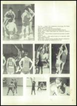 1980 Evadale High School Yearbook Page 74 & 75