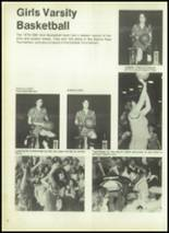 1980 Evadale High School Yearbook Page 76 & 77