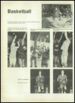 1980 Evadale High School Yearbook Page 78 & 79