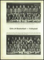 1980 Evadale High School Yearbook Page 96 & 97