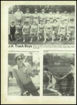 1980 Evadale High School Yearbook Page 98 & 99