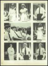 1980 Evadale High School Yearbook Page 100 & 101