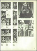 1980 Evadale High School Yearbook Page 104 & 105