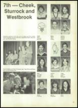 1980 Evadale High School Yearbook Page 106 & 107