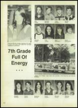 1980 Evadale High School Yearbook Page 108 & 109