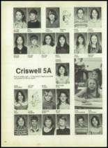 1980 Evadale High School Yearbook Page 116 & 117