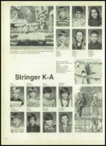 1980 Evadale High School Yearbook Page 126 & 127