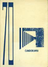 1970 Yearbook Candor Central High School