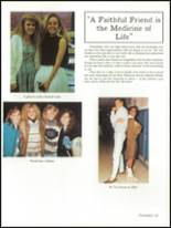 1991 West Morris Central High School Yearbook Page 14 & 15