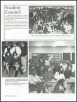 1991 West Morris Central High School Yearbook Page 44 & 45