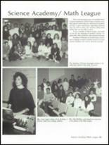 1991 West Morris Central High School Yearbook Page 56 & 57