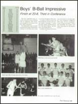 1991 West Morris Central High School Yearbook Page 100 & 101