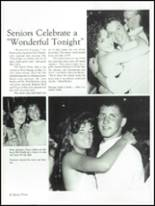 1991 West Morris Central High School Yearbook Page 106 & 107