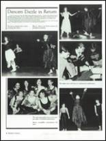 1991 West Morris Central High School Yearbook Page 108 & 109