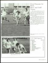1991 West Morris Central High School Yearbook Page 114 & 115